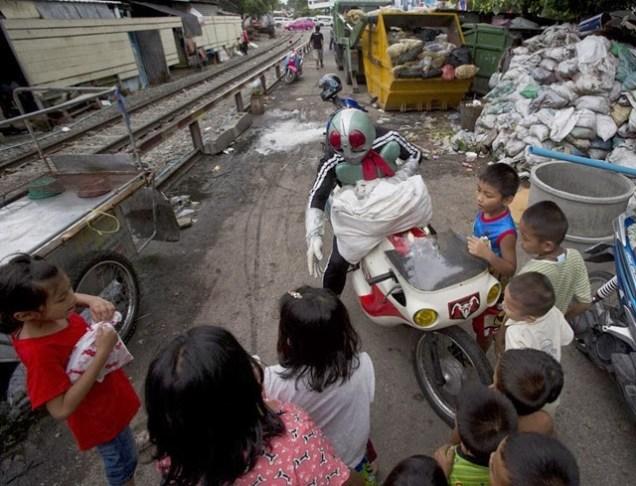 Kamen Rider Tailândia 4