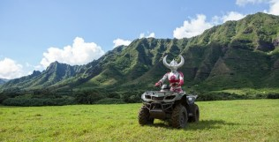 Ultraman does Hawaii (5)-noscale
