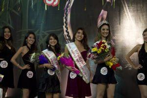 As vencedoras do Miss Nikkey Matsuri 2014
