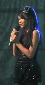 A jovem e talentosa Karen Taira