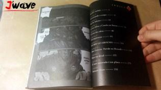 Primeiras página e impressão na segunda capa
