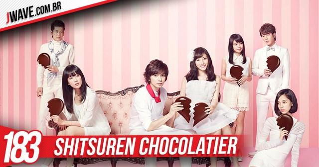 JWave Capa Post Shitsuren Chocolatier