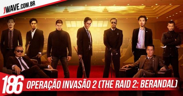 JWave Capa Post The Raid 2