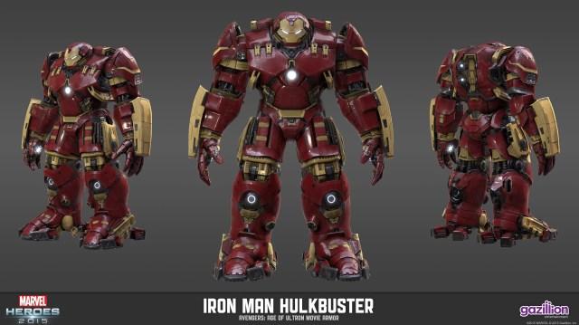 Homem de Ferro Hulkbuster
