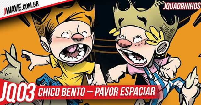JWave Quadrinhos Chico Post