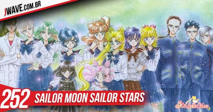 JWave Capa  Sailor Moon Stars Post site
