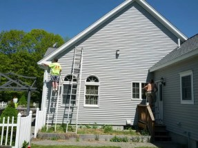 Standish Maine Exterior Painting (4)