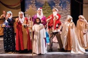 Coney Island Christmas.When A Jewish Girl Plays Jesus You Get Coney Island