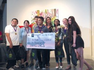 Oakland's new youth poet laureate embraces her Jewish and