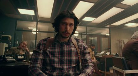 Image result for blackkklansman adam driver