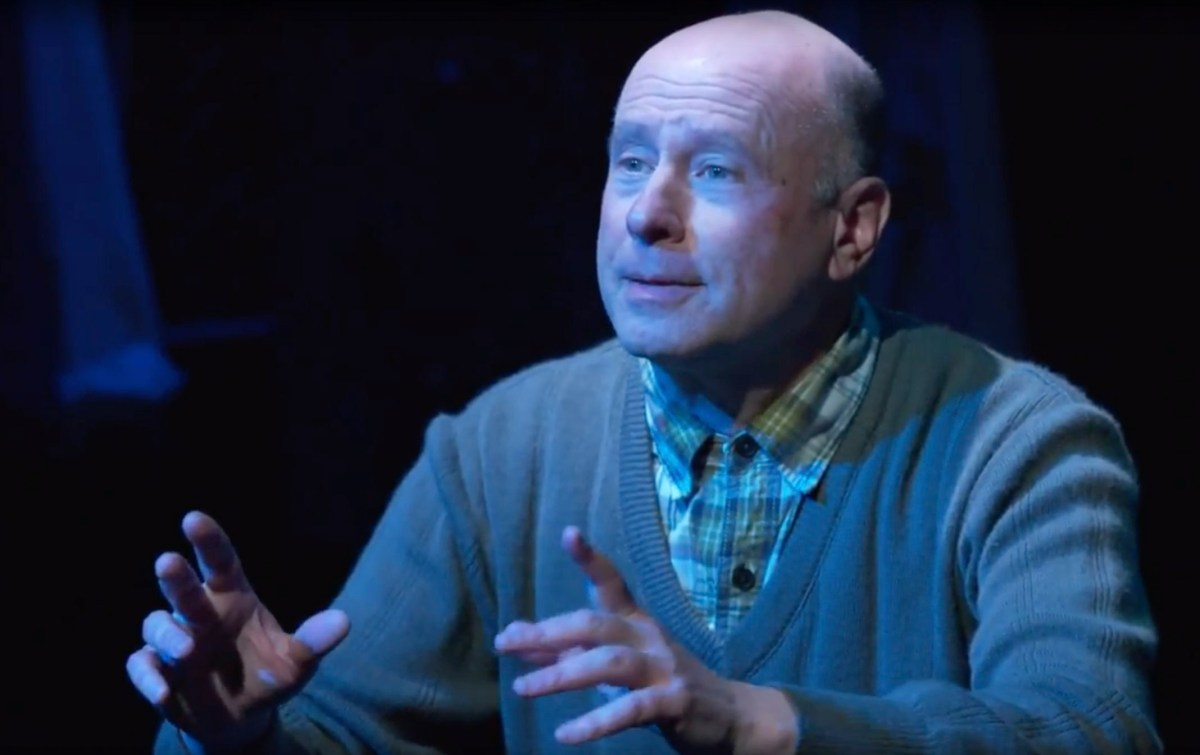 """Roger Grunwald reprises his one-man show """"Obligation"""" at Potrero Stage"""