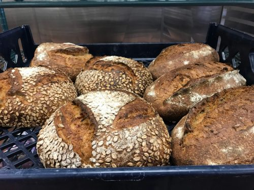 Iliana Imberman Berkowitz says dark crusts contain more flavor. (Photo/Alix Wall)