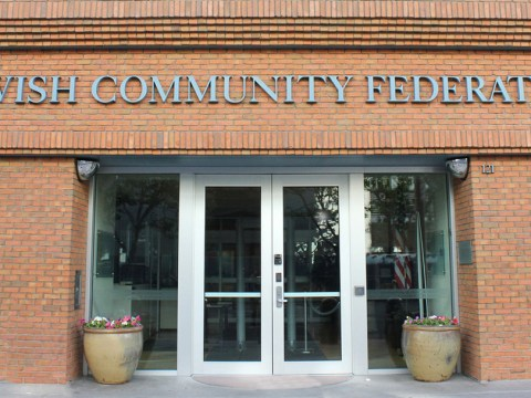The office of the S.F.-based Jewish Community Federation
