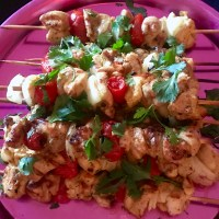Faith Kramer's Yemenite Grilled Chicken