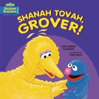 "Cover of ""Shanah Tovah, Grover!"""