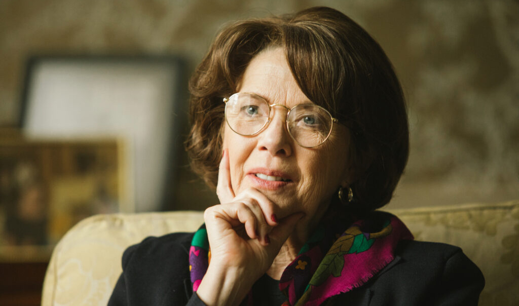 Annette Bening plays Dianne Feinstein; Jewish director takes on Mr. Rogers; etc.