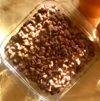 Faith Kramer's Pumpkin Spice Coffee Cake (Faith Kramer)