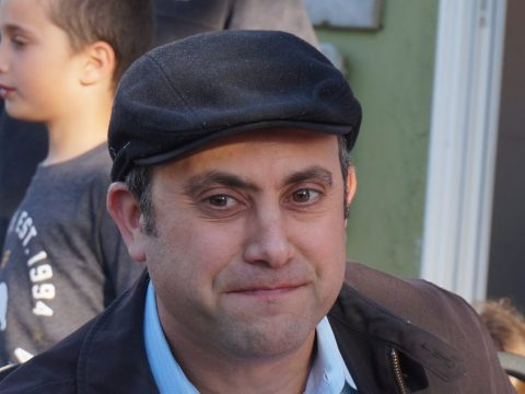 Eric Steger (Courtesy Chabad of Sunnyvale)