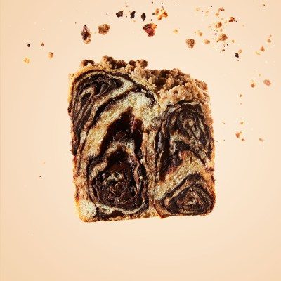 "Wise Sons babka, as seen in the new cookbook ""Eat Something."" (Maren Caruso)"