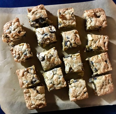 Faith Kramer's Fig and Olive Bars (Faith Kramer)