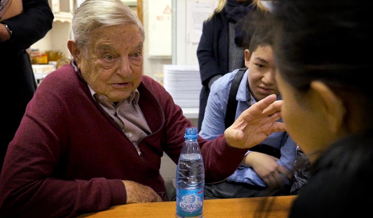 New documentary tells the full story of George Soros