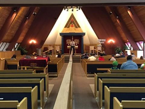 Beth Jacob Congregation in Oakland (Photo/Facebook)