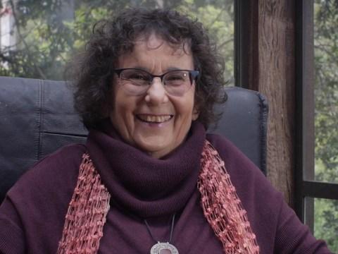 "Rachel Biale's new memoir is ""Growing Up Below Sea Level: A Kibbutz Childhood."" (Photo/Courtesy Biale)"