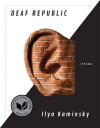 "Cover of ""Dear Republic"" by Ilya Kaminsky"