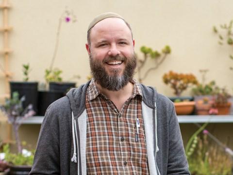 Rabbi Zac Kamenetz, director of Jewish living and learning at the JCC of San Francisco.