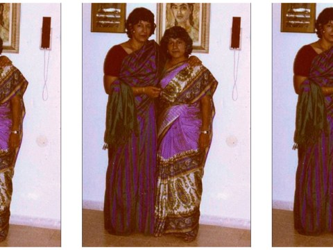Lishai Peel's mother and grandmother. (Photo/Courtesy Peel)