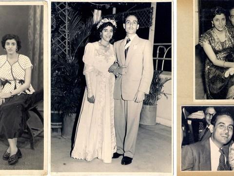 Lishai Peel's maternal grandparents. (Photo/Courtesy Peel)