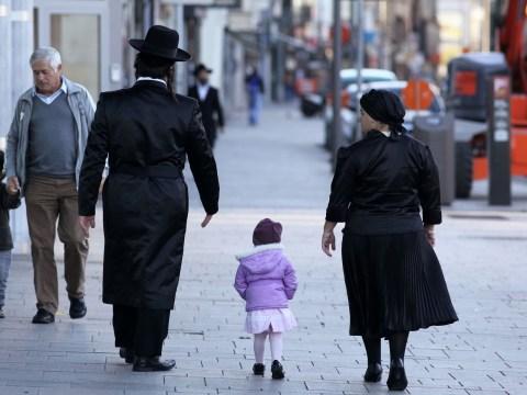 Antwerp has a large population of haredi Orthodox Jews. (Photo/JTA-Alexander Stein-ullstein bild via Getty Images)