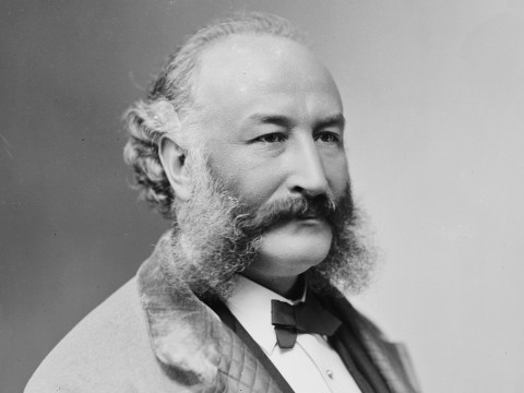 Adolph Sutro, San Francisco's first Jewish mayor, was elected in 1895.