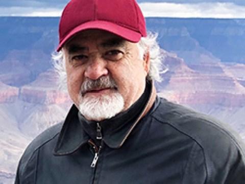 Author Henry Michalski (Photo/Robert Zingmark)