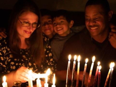 Lorianna Seidlitz-Smith and her family.