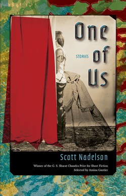 """Cover of """"One of Us"""" by Scott Nadelson"""