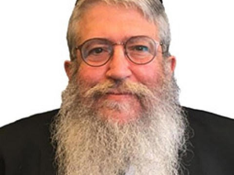 Rabbi Mordechai Rindenow