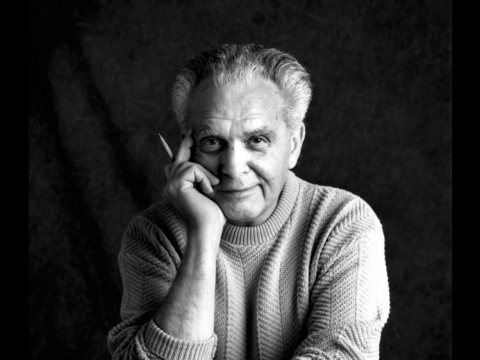 Jack Kirby in 1993. (Photo/JTA-Susan Skaar-Kirby Museum-Wikimedia Commons)