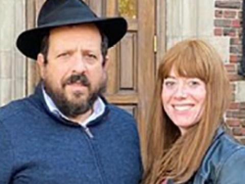 Rabbi Shmuel and Esther Schlanger
