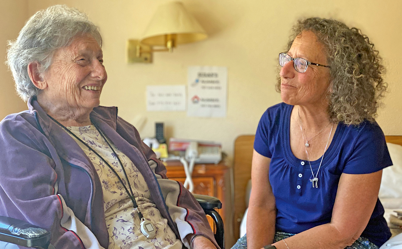 The worst is over`: Senior homes reopen for visits after lonely year