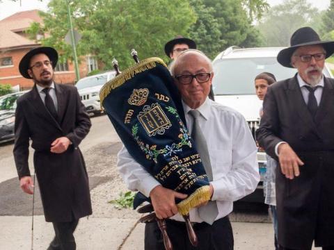 Leon Oliwkowicz (Photo/Chabad.org)
