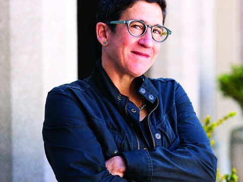 Rabbi Sydney Mintz, a former board member of Bend the Arc: A Jewish Partnership for Justice, has served at Congregation Emanu-El in San Francisco since 1997.
