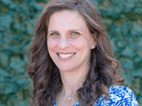 Rabbi Laurie Hahn-Tapper