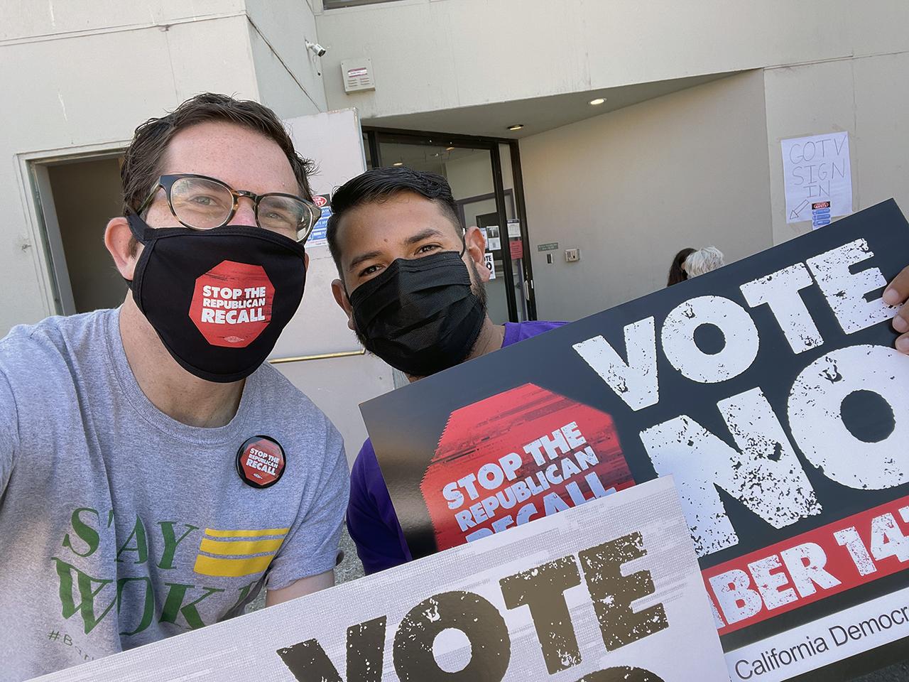Jewish Dems celebrate Newsom's victory in recall election – J. - The Jewish News of Northern California