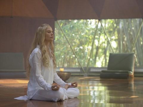 "Nicole Kidman in ""Nine Perfect Strangers."" (Photo/Vince Valitutti-Hulu)"