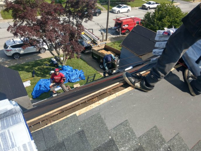 York County PA Asphalt Shingle Roof Installation by Contractor JWE Remodeling & Roofing in New Freedom PA 17349