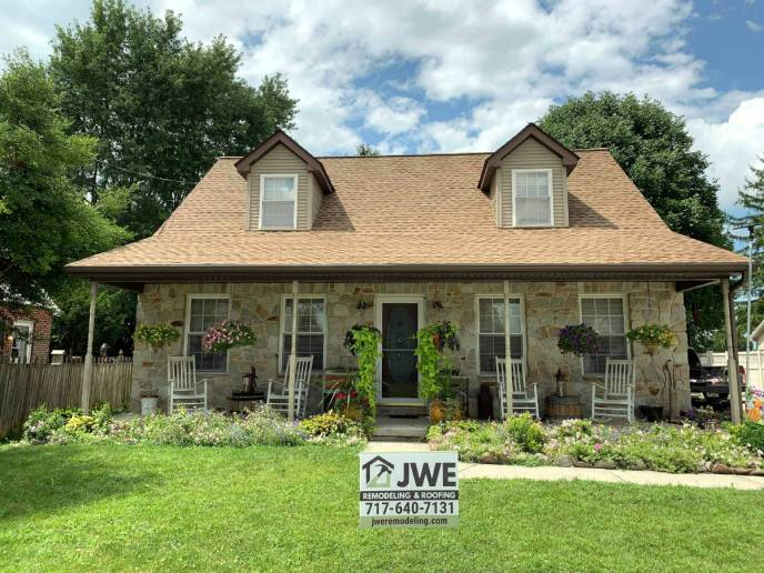 Roof Damage Repair Service: Roofer Near Me in Hanover PA 17331 JWE Remodeling and Roofing