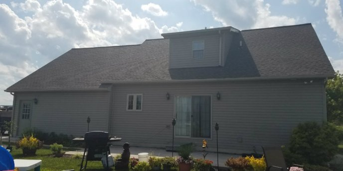 Roofing Service and Roof Repair Job in Abbottstown PA near Hanover 17331