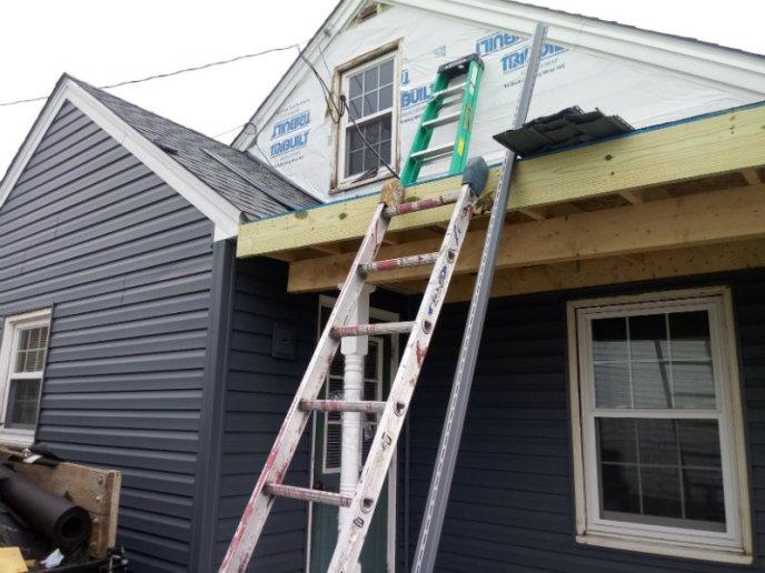 Siding repair and siding installation in hanover pa 17331