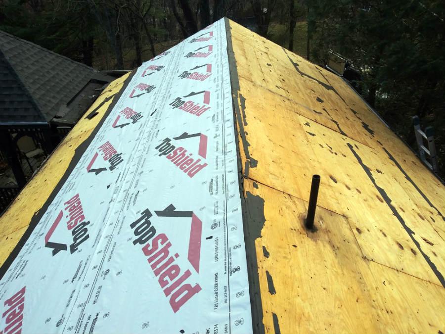 Snow Vent Country Installation Ridge